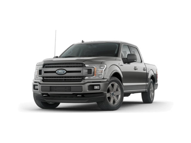 2019 Ford F-150 Crew Cab Truck SuperCrew Cab
